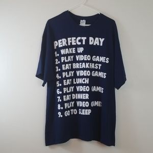 Delta Pro Weight Graphic Perfect Day Tshirt 2xL